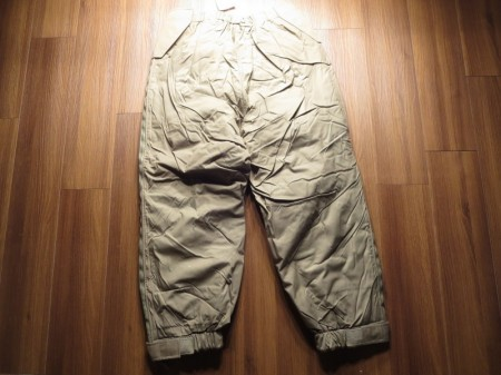 U.S.ECWCS GenⅣ Level7 FR Wind/Waterproof sizeM new