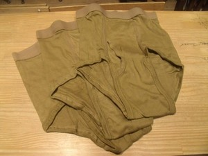 U.S.3Briefs Sets Men's 100%Cotton 1985年 size30 new