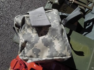 U.S.ARMY Pouch Medic Style4160 ACU new?