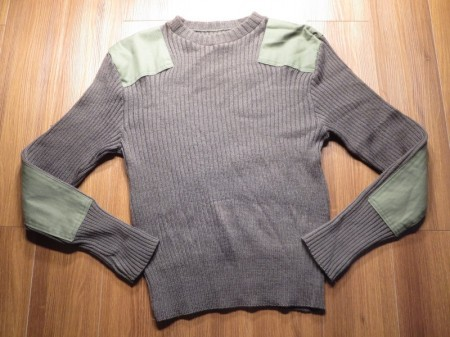 U.S.Sweater 100%Wool 1993年 size40 used