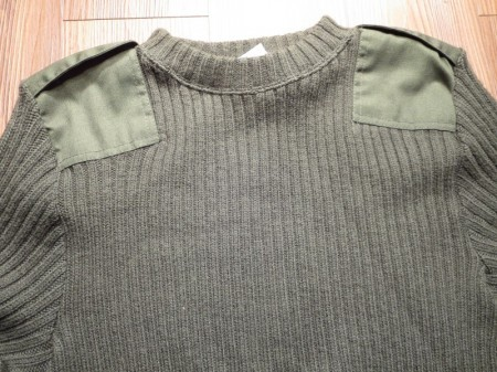 U.S.Sweater 100%Wool 2004年 size40 used