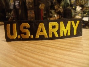 U.S.ARMY Patch 1950年代 used
