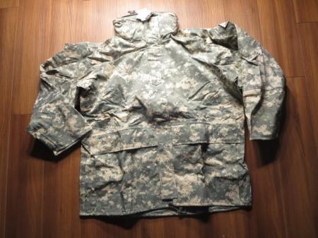U.S.ARMY Gore-Tex Parka ACU PX? sizeL-S new