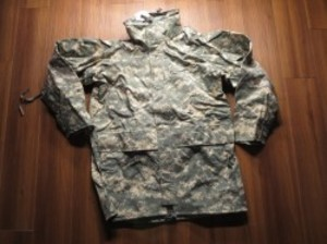 U.S.ARMY Gore-Tex Parka ACU sizeM-L new