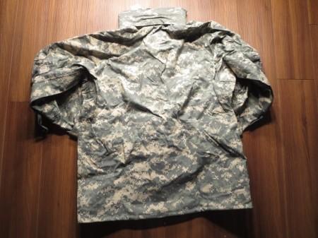U.S.ARMY Gore-Tex Parka ACU PX? sizeM-S new
