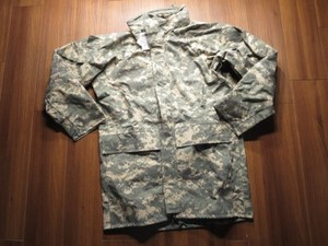 U.S.ARMY Gore-Tex Parka ACU PX? sizeS-L new