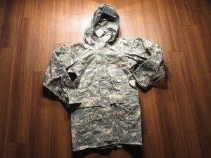 U.S.ARMY Gore-Tex Parka ACU sizeXS-Long new