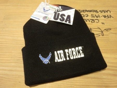 U.S.AIR FORCE Watch Cap new