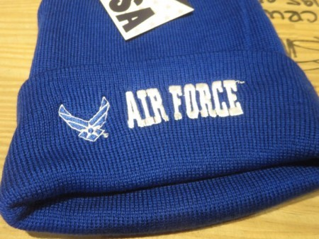 U.S.AIR FORCE Watch Cap new