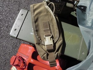 U.S Pouch SABR Radio Pocket Coyote new?