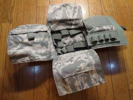 U.S.AIR FORCE Pouch Medical Kit new
