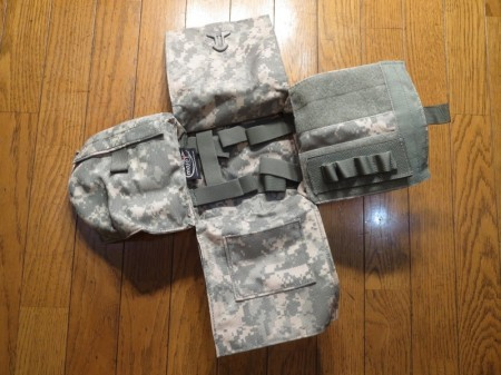 U.S.ARMY Pouch Medical Kit new