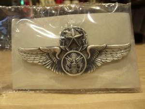 """U.S.AIR FORCE? Badge """"Chief Aircrew Member"""""""