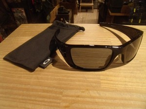 "U.S.OAKLEY Sunglasses ""FUEL CELL"" used"