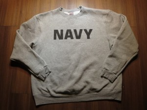 "U.S.NAVY Sweat ""Physical Training"" sizeXL used"