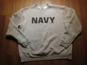 "U.S.NAVY Sweat ""Physical Training"" sizeXL used"