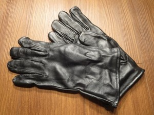 U.S.Leather Gloves Cold Weather size9 new
