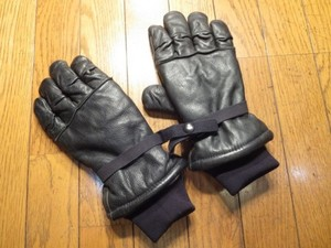 U.S.LeatherGloves Intermediate Cold/Wet sizeM used