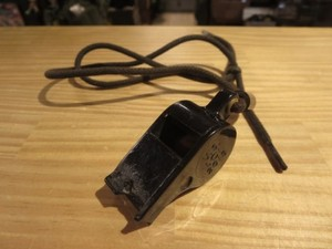 U.S.NAVY Whistle 2015年 used