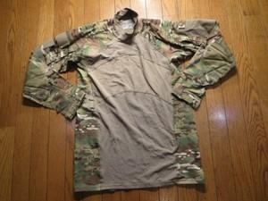 U.S.ARMY CombatShirt FlameResistant MultiCam sizeL