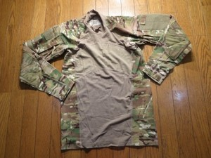 U.S.ARMY CombatShirt FlameResistant MultiCam sizeS