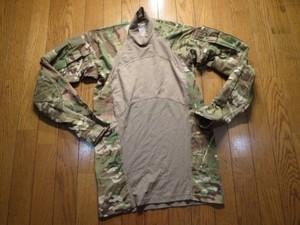 U.S.ARMY CombatShirt FlameResistant MultiCamsizeXS