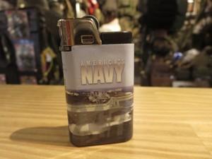 U.S.NAVY Cigarette Lighter used