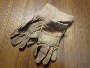 "U.S.Tactical Gloves ""CAMELBAK MAX GRIP"" sizeL used"