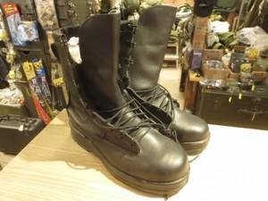 U.S.NAVY Boots Steel Toe Flight Deck? size6R new
