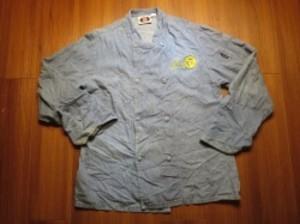 "U.S.NAVY Cook Shirt ""HORNET'S NEST CAFE"" sizeS"