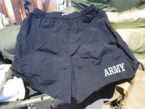 U.S.ARMY Trunks PhysicalFitness Uniform sizeM used