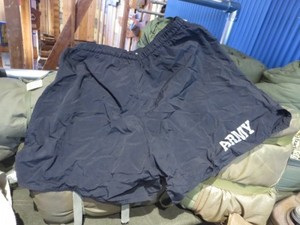 U.S.ARMY Trunks PhysicalFitness Uniform sizeXLused
