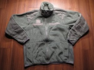 "U.S.ARMY FleeceJacket ""POLARTEC""sizeS-Regular used"