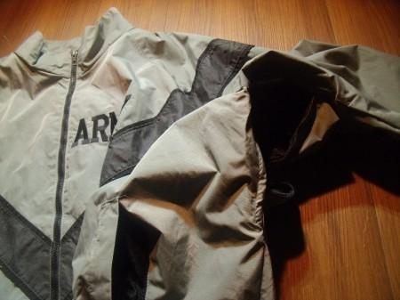 U.S.ARMY Physical Fitness Jacket sizeS-Regular