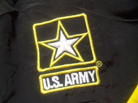 U.S.ARMY Physical Fitness Jacket sizeS-Regular