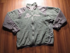 "U.S.ARMY Fleece Jacket ""POLARTEC"" sizeXL? used"