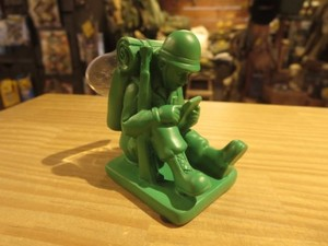Soldier Toy Stand for Smart Phone new (Box Damage)