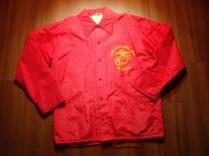 U.S.MARINE CORPS Jacket Nylon sizeL used