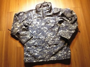 U.S.NAVY Parka Working All Weather sizeS-XShort