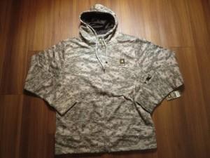 U.S.ARMY Parka Hooded Full Zip sizeL new