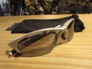 """U.S.OAKLEY Sunglasses """"HALF JACKET"""" used"""