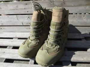 U.S.Boots Combat Hiker Hot Weather size6XW new?