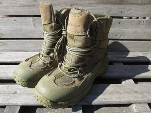 U.S.Boots Combat Hiker Hot Weather size4W used
