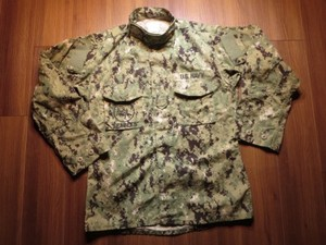 U.S.NAVY Blouse Working Uniform TypeⅢ sizeM-Long
