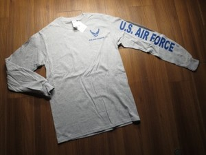 U.S.AIR FORCE T-Shirt Long Sleeves sizeS new