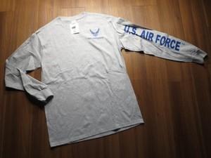 U.S.AIR FORCE T-Shirt Long Sleeves sizeM new