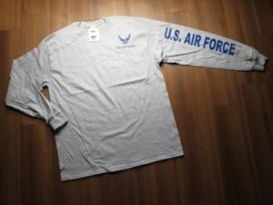 U.S.AIR FORCE T-Shirt Long Sleeves sizeL new