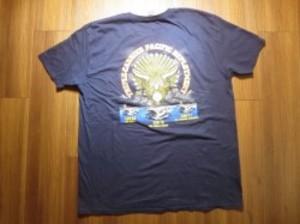 "U.S.NAVY T-Shirt ""VFA-27 ROYAL MACES"" sizeXL new"