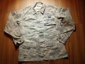 U.S.AIR FORCE Coat Utility ABU size40R used