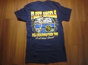 "U.S.NAVY T-Shirt ""HELSEACOMBATRON2"" sizeS"